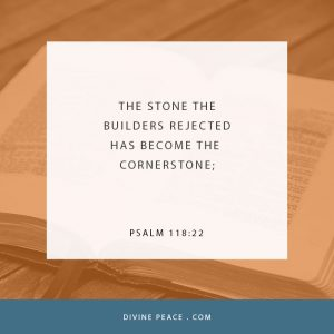 Psalm 118 22