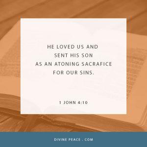 1 John 4 10