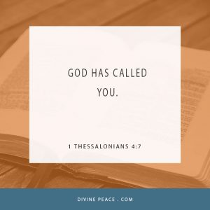 1 Thessalonians 4 7