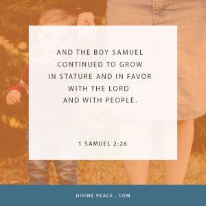 1 Samuel 2 26
