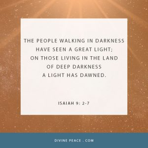 Isaiah 9 2-7