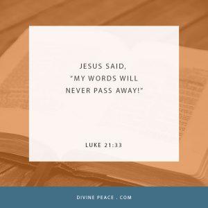 Luke 21 33