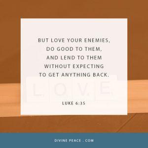 Luke 6 35