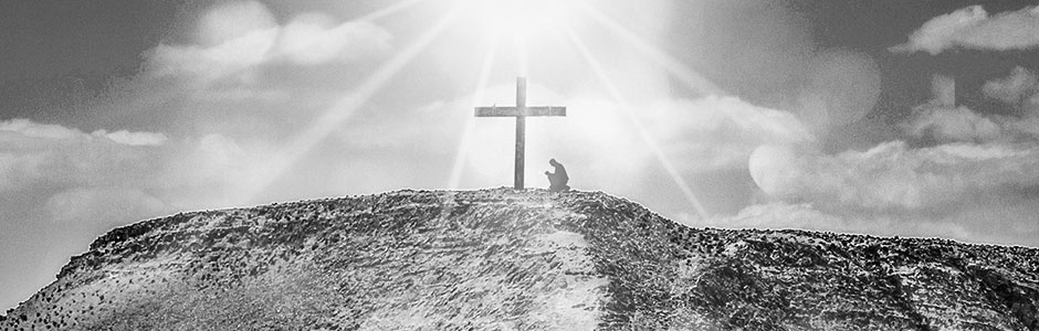 Take Comfort From the Transfiguration Shadows Under the Cross