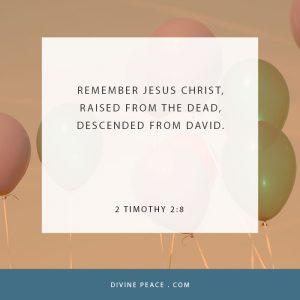 2 Timothy 2:8