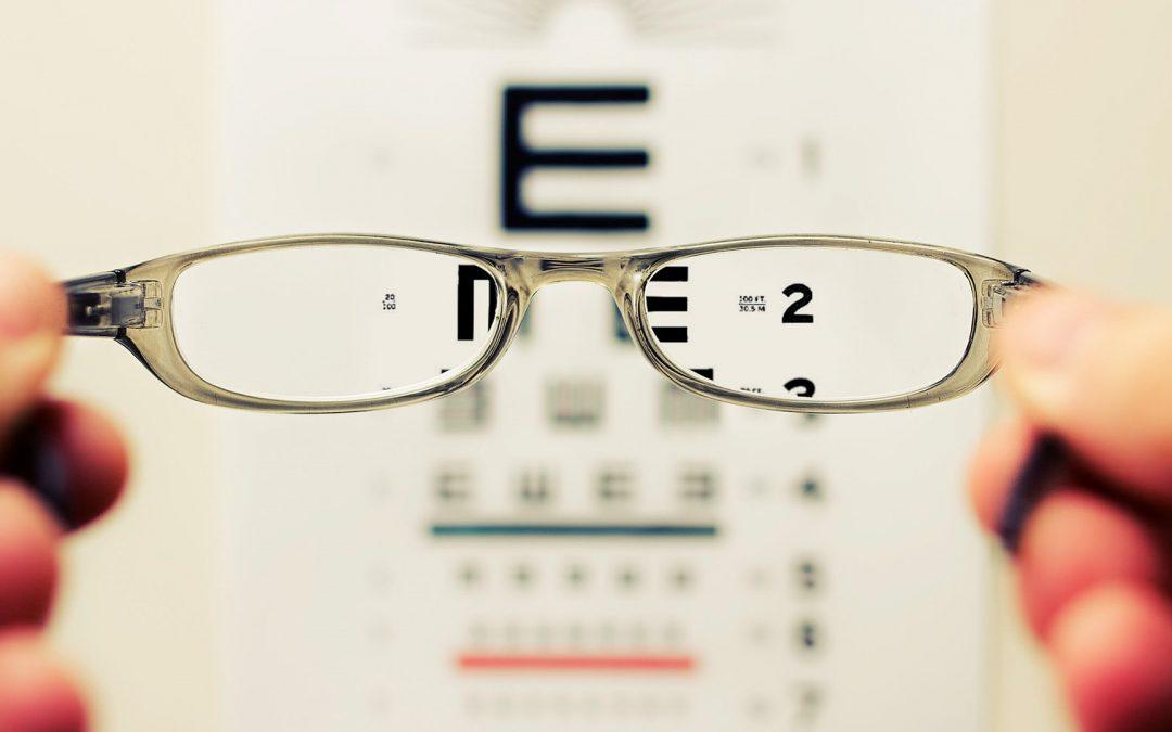 Eye-Opening Ministry