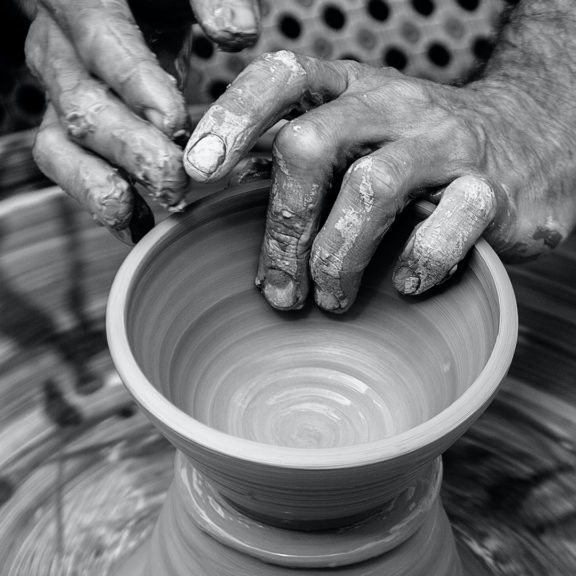 Potter-Hands-Clay